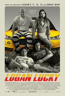 Logan Lucky Review at ComingSoon.net
