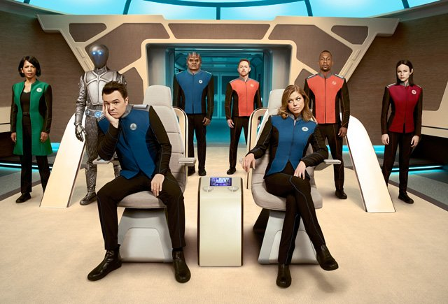 The Orville Season 2 Given the Green Light by FOX
