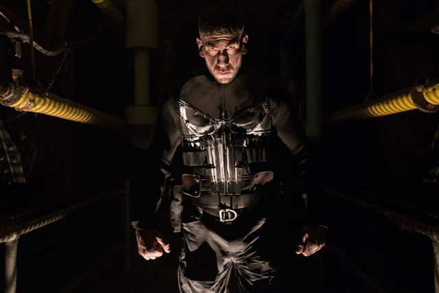 Jon Bernthal in a New Punisher Photo