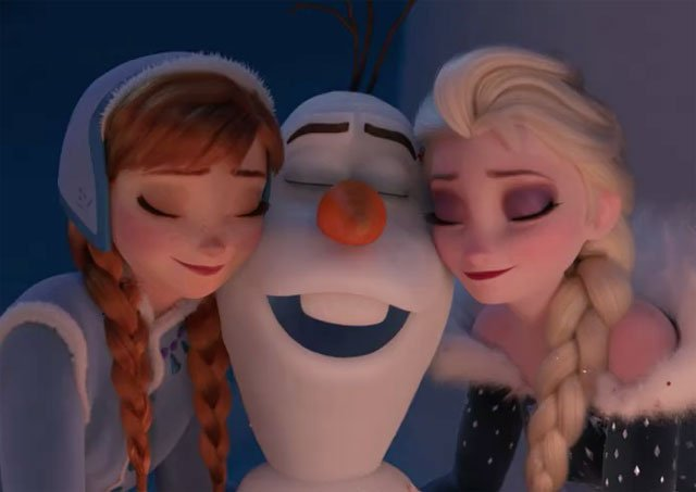 Hear Previews of New Olaf's Frozen Adventure Songs