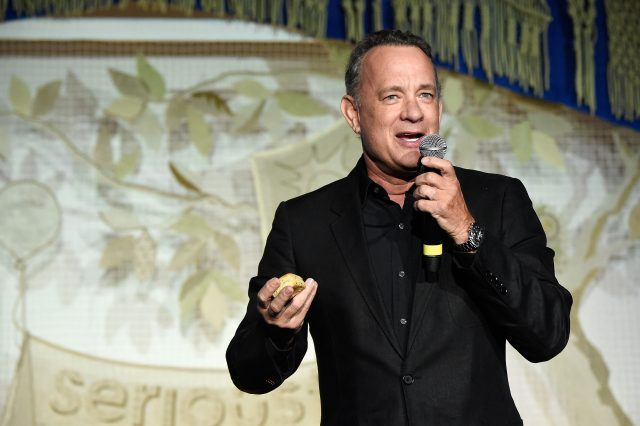 Tom Hanks is set to star in a remake of the Swedish comedy A Man Called Ove