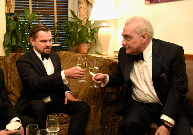 DiCaprio and Scorsese Revive Their Theodore Roosevelt Film