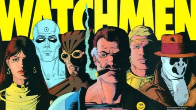 HBO officially gives an order for Damon Lindelof's Watchmen pilot
