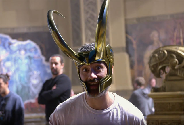 New Thor: Ragnarok Behind-the-Scenes Video Gets Goofy