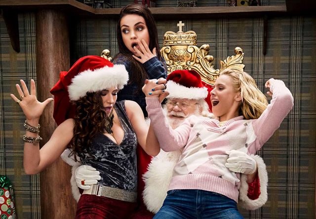 A Bad Moms Christmas Red Band Trailer and Character Posters!