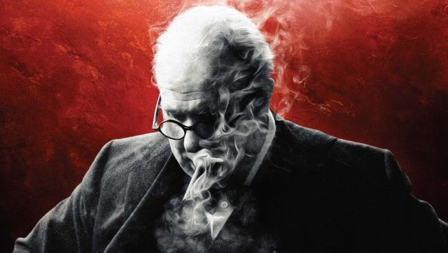 The New Darkest Hour Poster Featuring Gary Oldman as Churchill