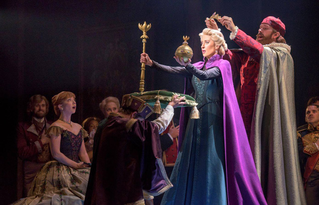New Frozen Musical Photos Released by Disney