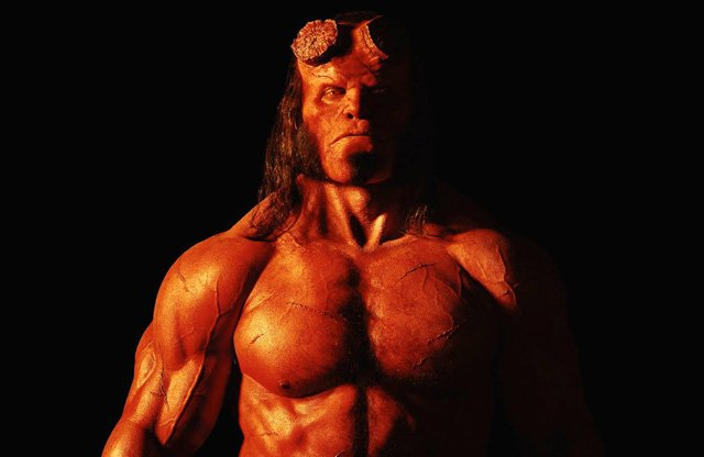 Lionsgate Announces Release Dates for Hellboy and Kin