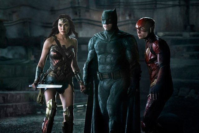 Ben Affleck Says Batman is Finding Hope Again in Justice League