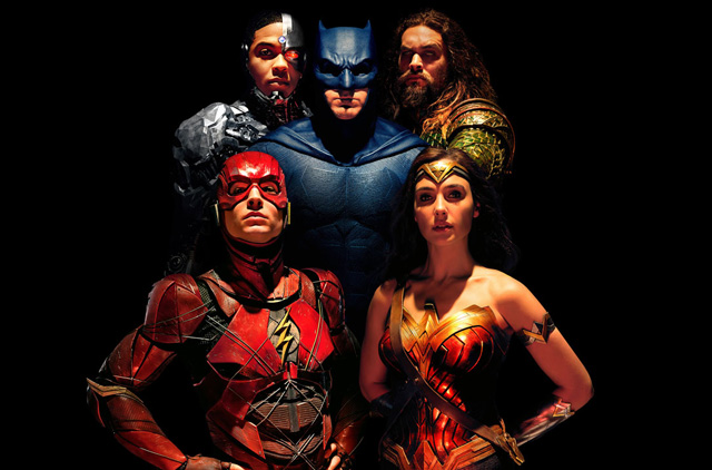 The Justice League Cast on Their Characters
