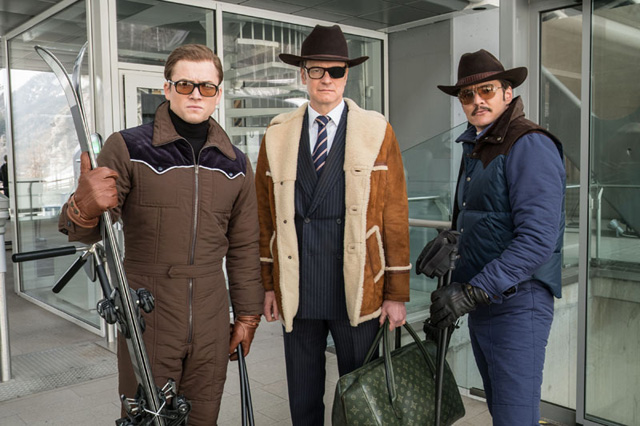 Kingsman: The Golden Circle Tops Global Box Office with $100.2 Million