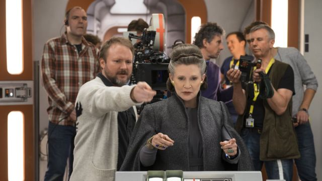 Rian Johnson Casts Doubt on Directing Star Wars: Episode IX