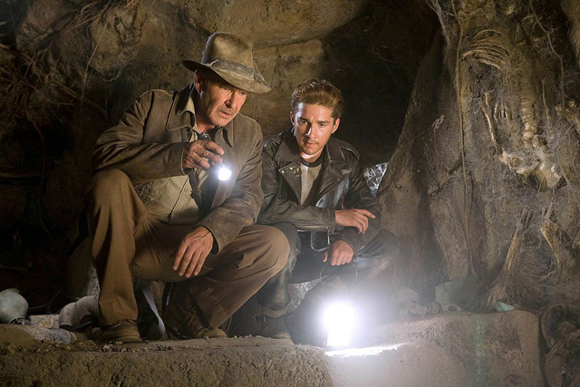 Shia LaBeouf's Mutt Williams is Not in Indiana Jones 5