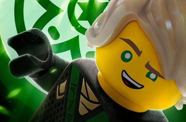 LEGO Ninjago Movie Character Posters and Featurettes