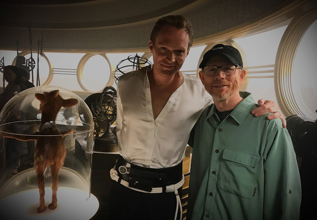 Paul Bettany Wraps Filming on the Han Solo Movie