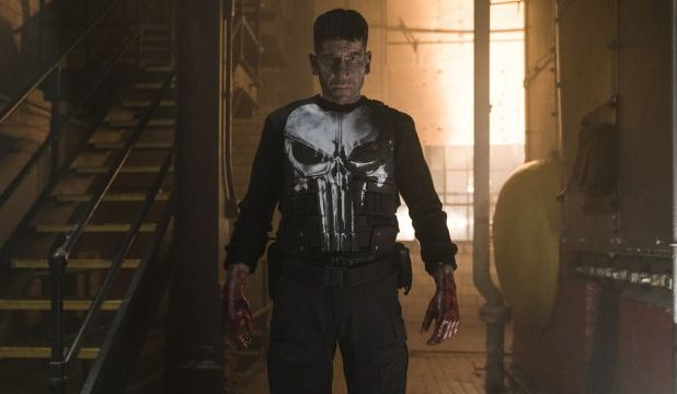 Frank Gets Messy in New Marvel's The Punisher Photos