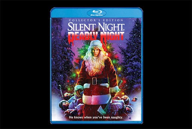Silent Night, Deadly Night Scream Factory Blu-ray Details