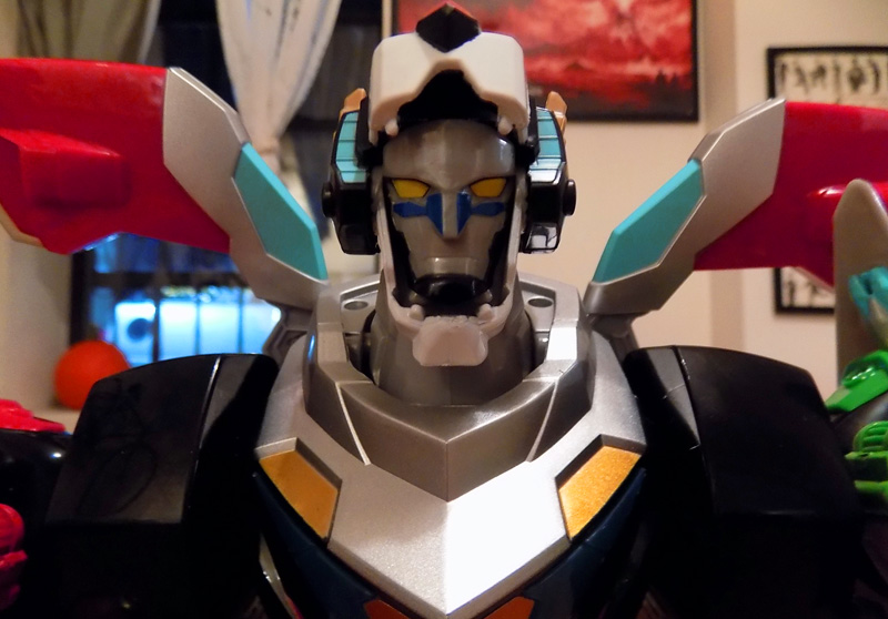 Our GIANT Voltron Legendary Defender Toys Unboxing Gallery!