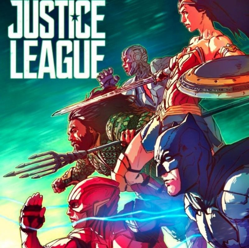 Justice League tickets go on sale as new posters and clips are released