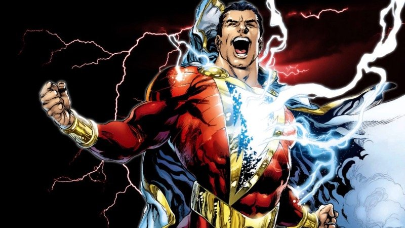 Shazam Release Date Confirmed for April 5, 2019
