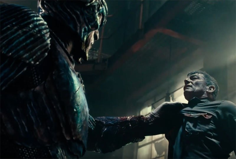 New Look at Steppenwolf in Justice League TV Spot