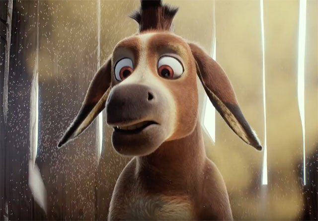 New The Star Trailer and Images Revealed by Sony Animation