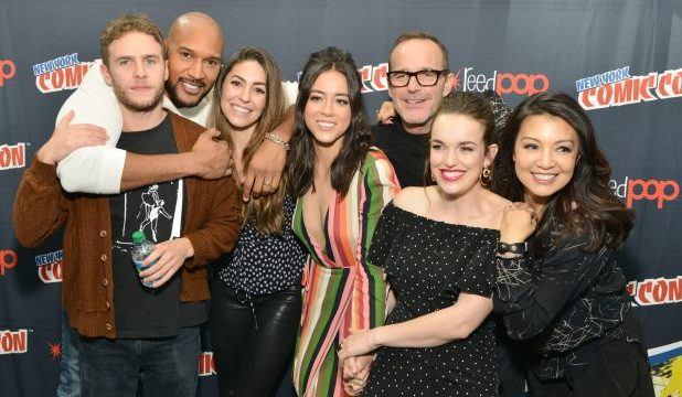 NYCC: Marvel's Agents of SHIELD Season 5 Premiere Date Revealed