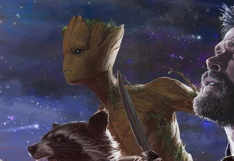 Teenage Groot to be Played by Apes Star Terry Notary