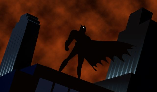 Batman: The Animated Series Blu-ray Announced for 2018