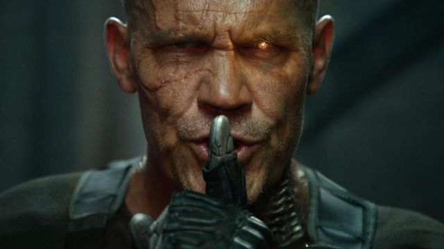 Cable Goes Shopping in New Deadpool 2 Set Photos
