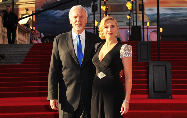 Kate Winslet Joins James Cameron's Avatar Sequels