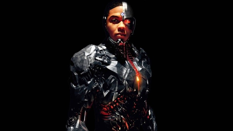 Cyborg Motion Poster for Justice League Arrives Online