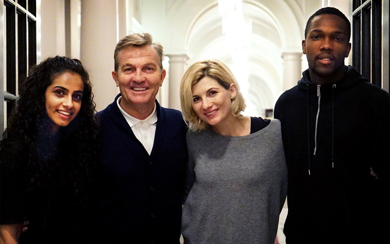 The Doctor Who Cast Members Joining Jodie Whittaker