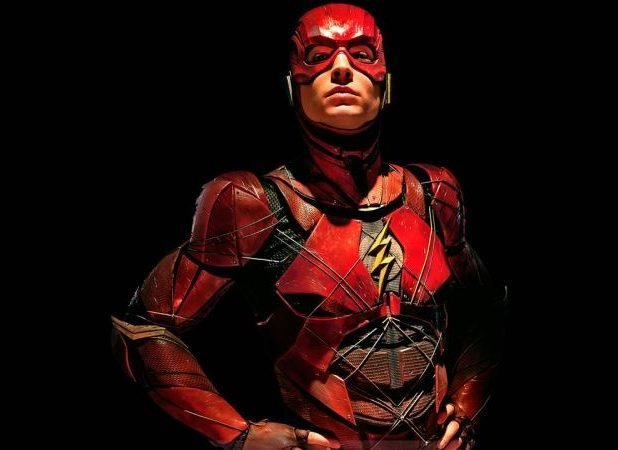 The Flash Motion Poster for Justice League Kicks Off Flash Week!