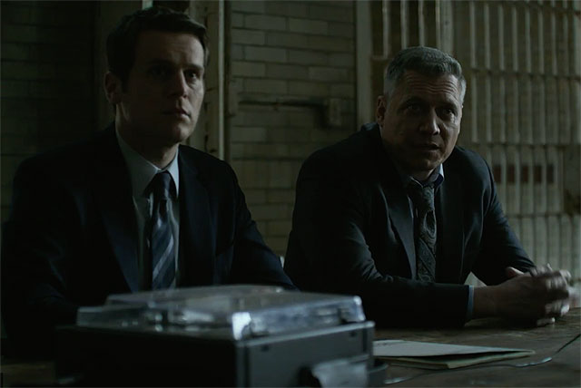 New Mindhunter Trailer For David Fincher's Serial Killer Show