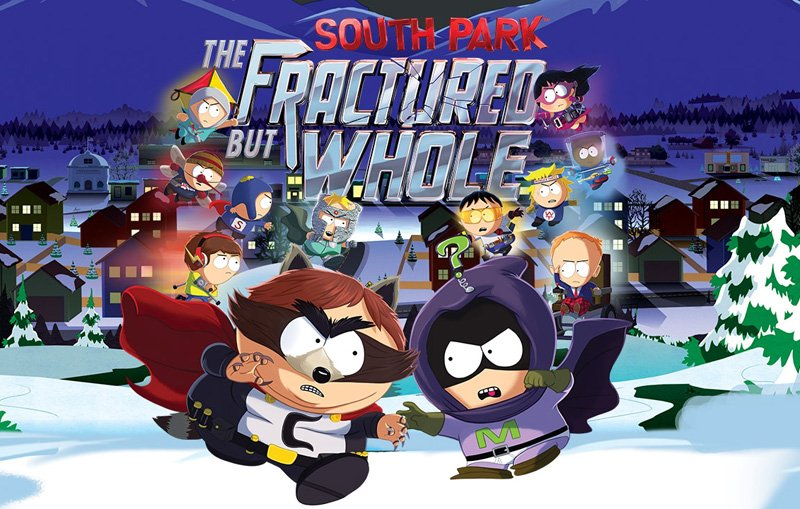 South Park: The Fractured But Whole Launch Trailer