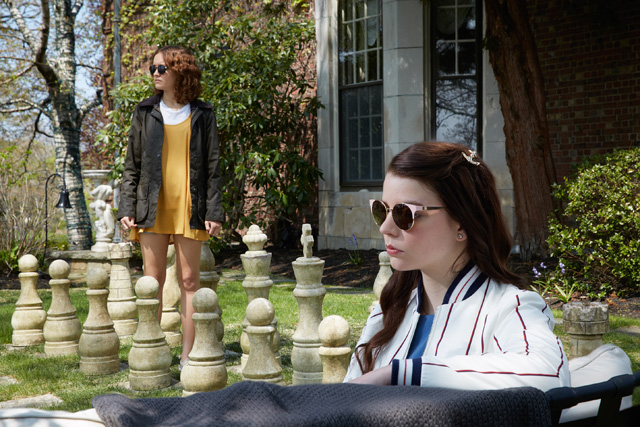 The Thoroughbreds Teaser Poster and Photos!