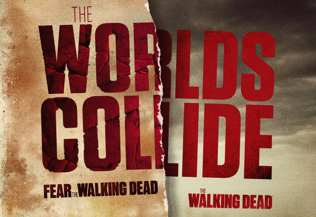 NYCC: Walking Dead Crossover is Coming and a Clip from Season 8