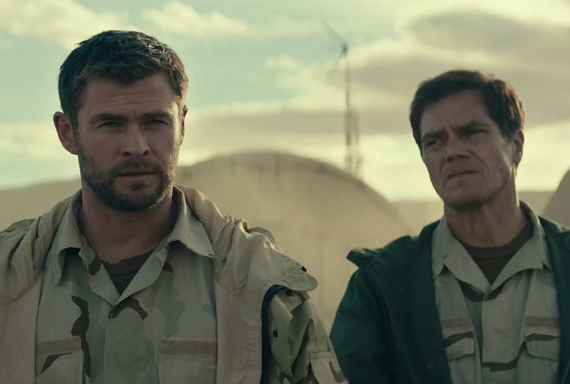 The New 12 Strong Trailer with Chris Hemsworth