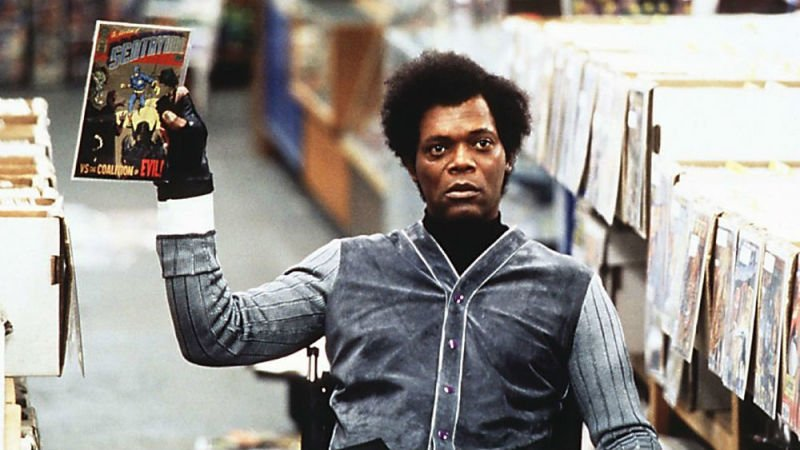 Samuel L. Jackson Returns as Mr. Glass in New Set Photos