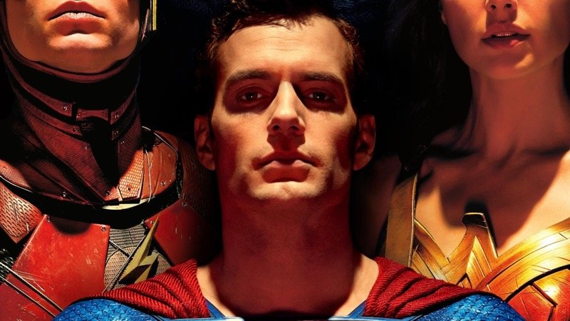 Justice League Superman Posters Released