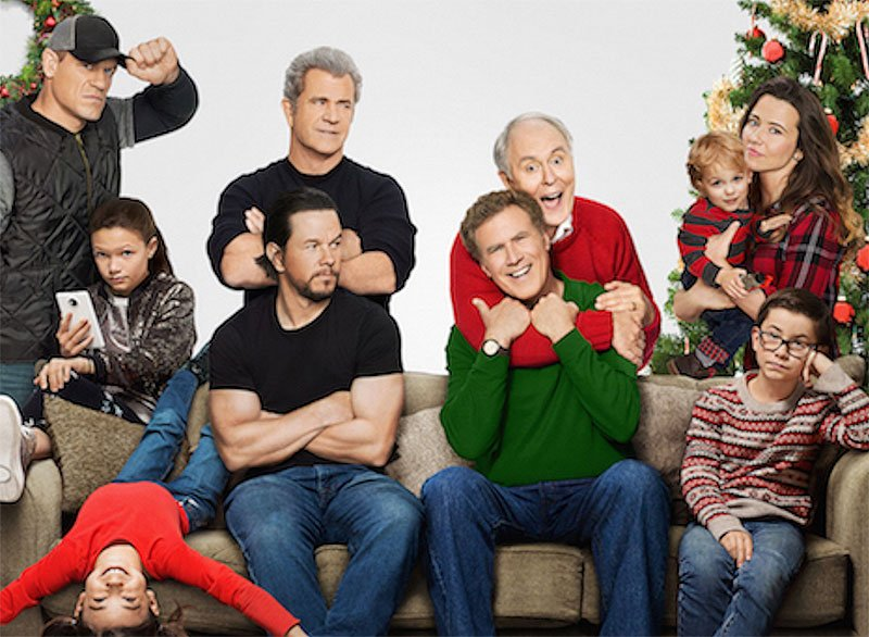 The New Daddy's Home 2 Holiday Trailer and Poster