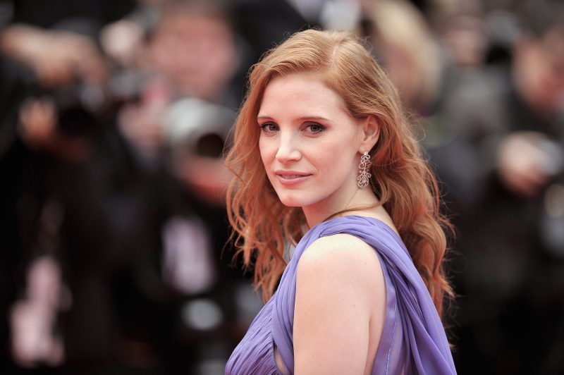 Jessica Chastain is interested in playing the adult Bev in the IT sequel