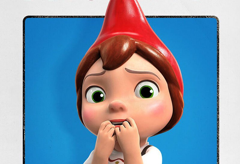 Sherlock Gnomes Character Posters Revealed