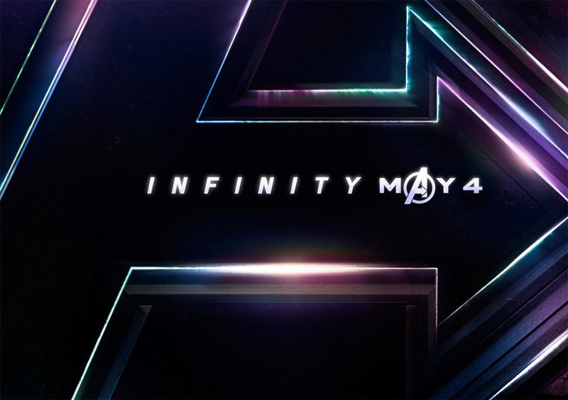 Avengers: Infinity War Teaser Poster Goes to Infinity and Beyond