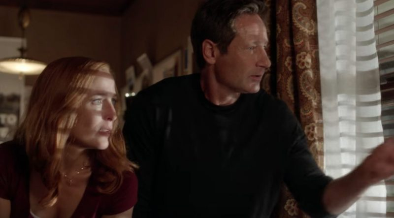 Watch creator Chris Carter and stars Gillian Anderson and David Duchovny tease The X-Files season 11