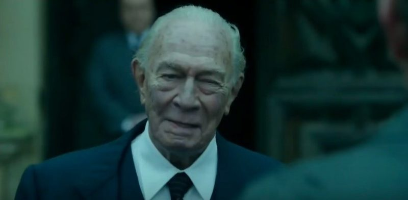 Ridley Scott speaks out about replacing Kevin Spacey with Christopher Plummer in All the Money in the World