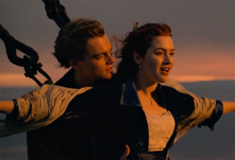 Trailer for Titanic 20th Anniversary Screenings in Dolby Vision