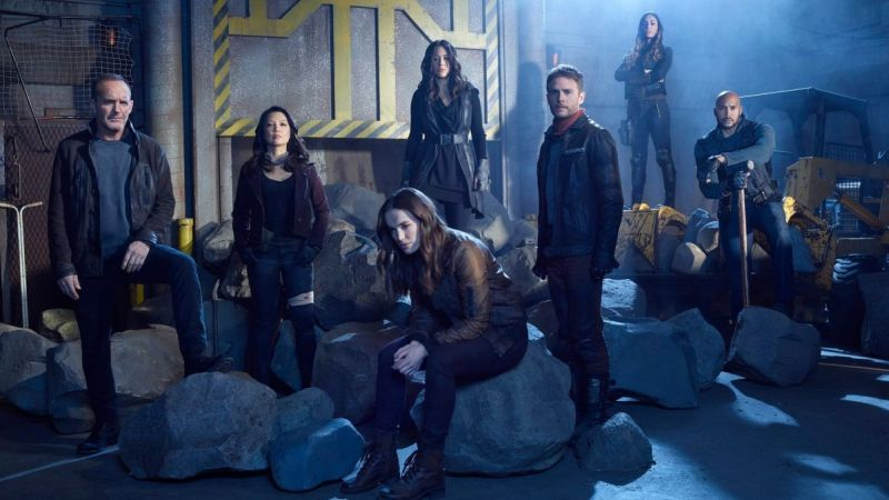 Agents of SHIELD showrunners are ready if the season 5 finale is the series finale