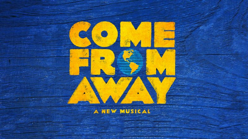 Broadway Musical Come From Away Set for Film Adaptation